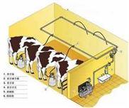 奶羊挤奶机移动式奶羊挤奶器,挤奶设备,挤奶器