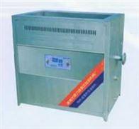 hbl-1800導熱油加熱型油水一體油炸機 脫油機-諸城匯百利