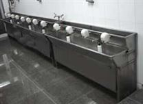 自动感应洗手消毒槽