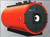 卧式无压30万大卡-240万大卡燃油(气)热水锅炉