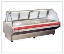 卧式普通型食品陈列柜(冷藏、风热、水热)
