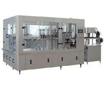 不銹鋼飲料生產線~多用途等壓灌裝三合一機
