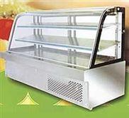 节能型欧式蛋糕柜三层水果柜豪华型冰台立式鲜花柜
