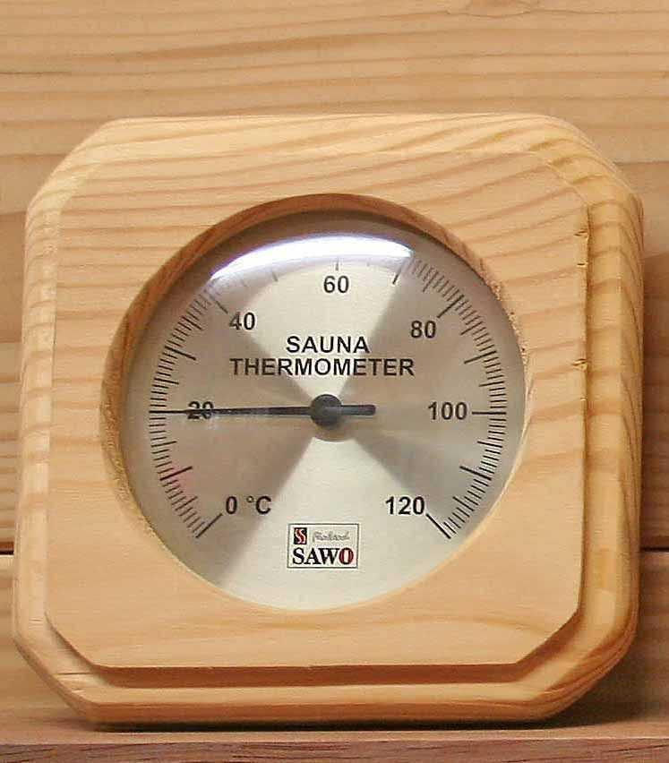 桑拿温度计