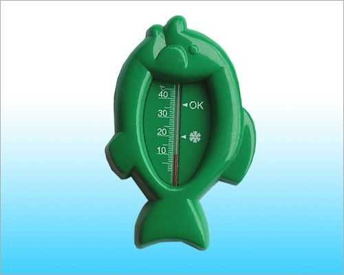 LX-007-A婴儿沐浴用鱼形温度计(ABS塑料)