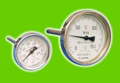 LX-014轴向型双金属温度计