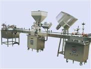 GZS-2-1型-浓酱灌装封口生产线 全自动膏体灌装机