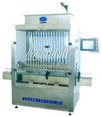 全自動直列式液體灌裝機