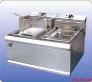 双缸电炸炉(Electrical Twin-tank Frying Oven)