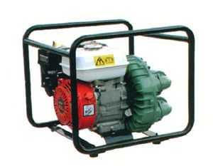汽油动力增氧泵
