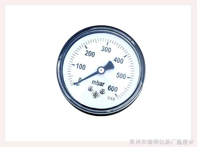 Y-B系列不锈钢压力表,YE-系列膜盒压力表