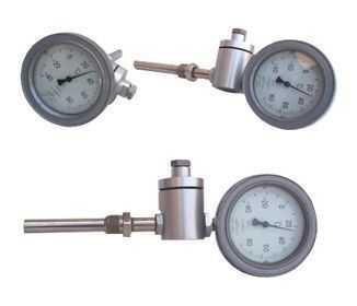 远传双金属温度计,双金属指示热电阻(偶),WSSP-411,WTYY-1021