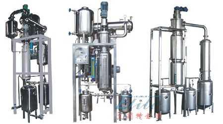 GzJ型刮板蒸发器机组