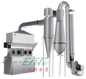 FGL型臥式沸騰干燥冷卻機
