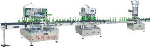QCZ-18型葡萄酒灌装生产线