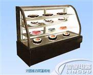 圆弧蛋糕展示柜 圆形蛋糕柜