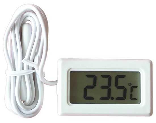 嵌入式温度显示表