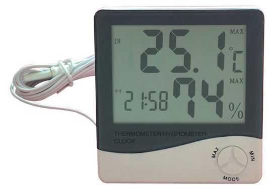 数字温湿度计,电子温度计11