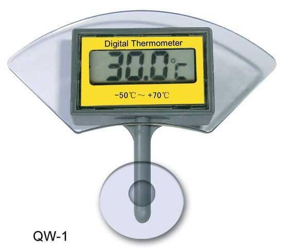 数字温度计(液晶温度计)