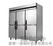 一诺供应CG-6六门高身雪柜/厨房冰柜/厨房冰箱