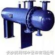 換熱器-殼管式換熱器-管殼式換熱器