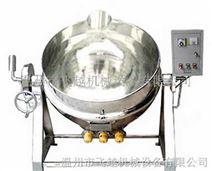 电加热可倾式夹层锅