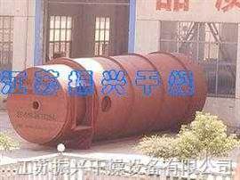 JRF系列卧式燃煤热风炉