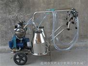 真空移动式挤奶机