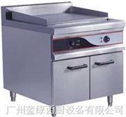 立式电热扒炉连柜座
