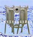 可一備一用 雙聯袋式過濾器廣州 袋式過濾器西安-陜西-福建