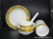09新款镁质强化瓷餐具、消毒机