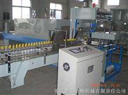 双推式的全自动热收缩膜包装机