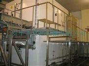 液压平板速冻机