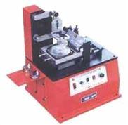 电动台式网版油墨印码机