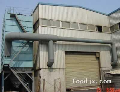 轻钢结构建筑_中国食品机械设备网