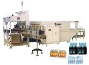 无托盘(双推式)自动套膜热收缩包装机