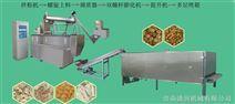 大豆拉丝蛋白挤压膨化机