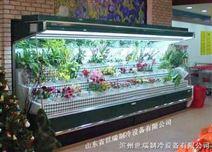 開放式鮮花柜
