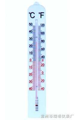园林(室内外)温度计