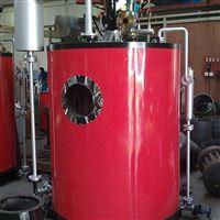 不锈钢立式燃气蒸汽锅炉