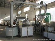 花生米油炸生产线--油炸部分
