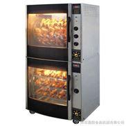 叠式旋转烧烤炉