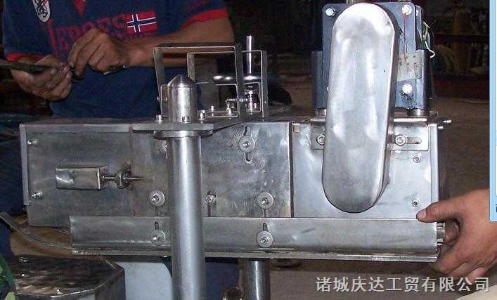 油桶压盖机_中国食品机械设备网