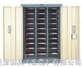 30抽带门带锁零件柜防静电零件柜,电子零件柜