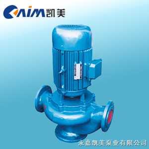 GW 型凯美GW型管道式排污泵,排污离心泵