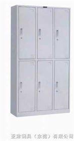 6门储物柜员工储物柜,鞋帽柜,员工更衣柜
