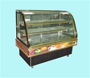 双曲玻璃蛋糕冷柜