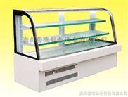 圆弧冷藏蛋糕柜A2 圆形蛋糕柜
