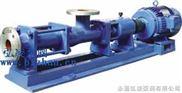 GF型-GF型不銹鋼單螺桿泵