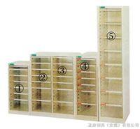 B4M-2108文件柜工程图子柜,房地产图子柜,B4纸文件柜